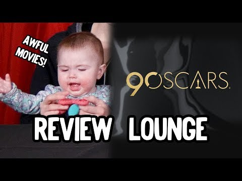 Review Lounge Episode 7: Oscars 2018 Best Picture Nominees