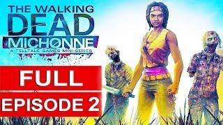 The Walking Dead Michonne Episode 2 Gameplay Walkthrough Part 1 [1080p HD] FULL EPISODE (ENDING)