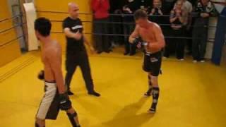 MMA Berlin #12 Janosch Adrian 1-2