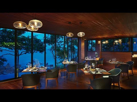 Moon Restaurant st Silavadee Pool Spa Resort Koh Samui