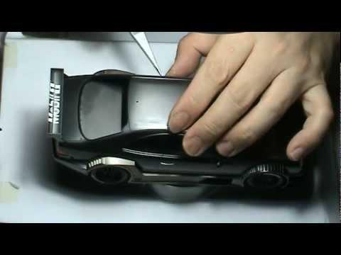 mercedes benz CLK DTM 2000 model fixing time lapse