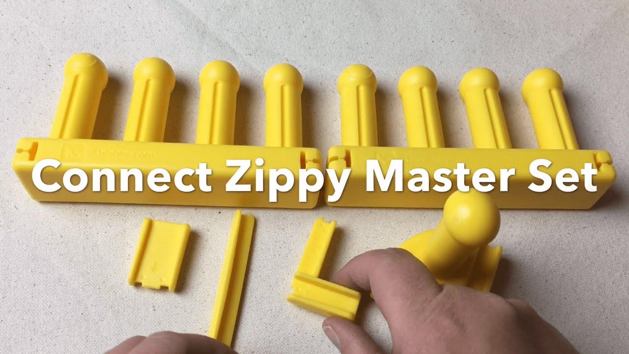 Knitting Board Zippy Master Loom Set