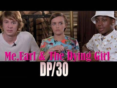 DP/30: Me, Earl & The Dying Girl, Thomas Mann, RJ Cyler & Olivia Cooke