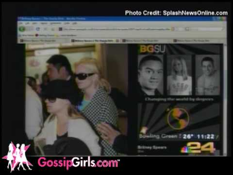 Britney Spears Arrives in Tokyo & More: Gossip Girls TV