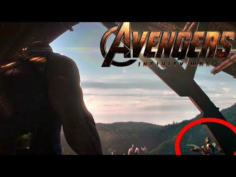 Easter Egg Spotted In FINAL Shot of Infinity War - INFINITY WAR EXPLAINED