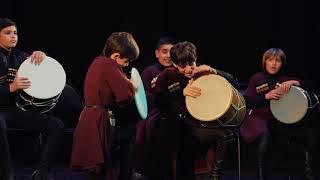 Отчетный концерт AssaParty 2018 Школа лезгинки в Москве - Нальчике
