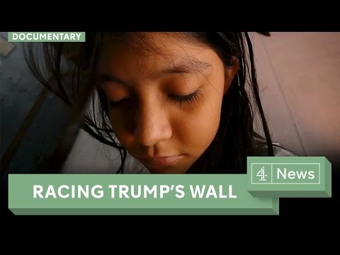 Donald Trump's wall: and the family racing to beat it | Channel 4 News documentary