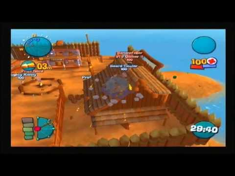 worms 4 ps2