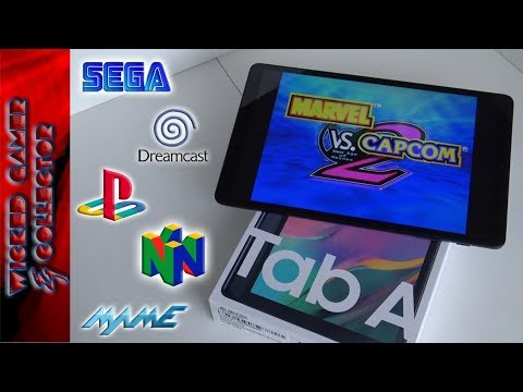 The Ultimate Budget Retro Gaming Tablet From Samsung ?