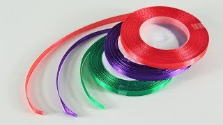"""Please watch: """"Amazing Craft Idea With Hair Rubber Bands ! Best Out..."""