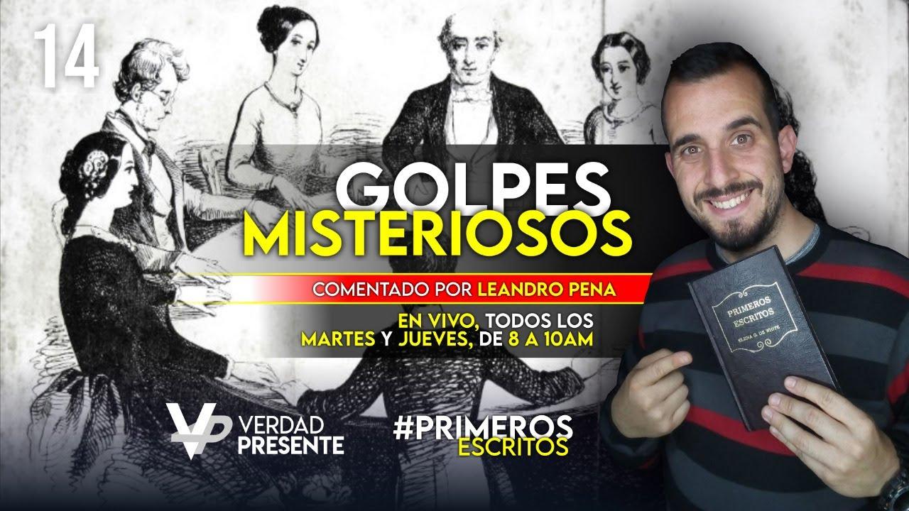 14 . 😱 GOLPES MISTERIOSOS 🛐 (#PrimerosEscritos) | Leandro Pena