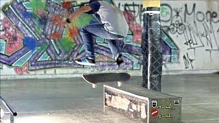 SWITCH STANCE SKATEBOARDING - Fabian Doerig