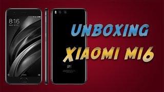 Unboxing Xiaomi Mi6 - Por Acaso Oficial