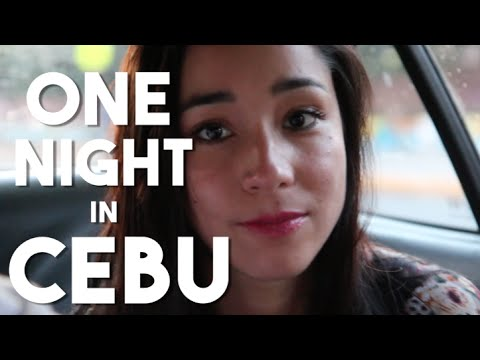 One Night in Cebu (Foreigners Travel Cebu, Bisaya Philippines - Sinulog)