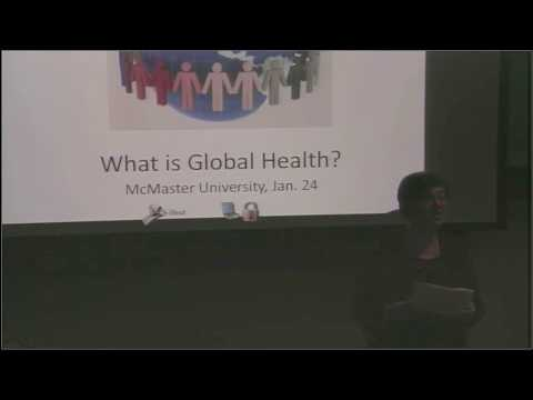 What is Global Health? A history by Dr. George Weisz