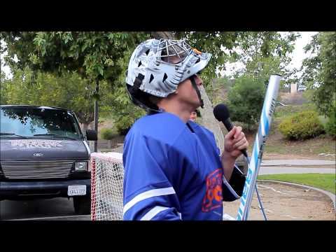 Dagmar Midcap and Thor Hockey Challenge
