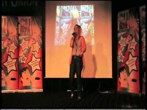 CU Factor 2010  Chapter 4 finalist  Eilish Murtagh