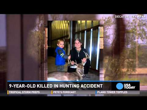 Grandfather Shoots, Kills Grandson In Hunting Accident