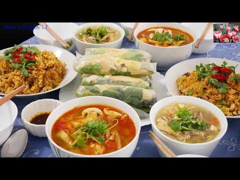 4 MÓN CHAY CHO NGÀY GIỖ MÁ – Cách nấu các món Chay thật ngon và thật nhanh by Vanh Khuyen