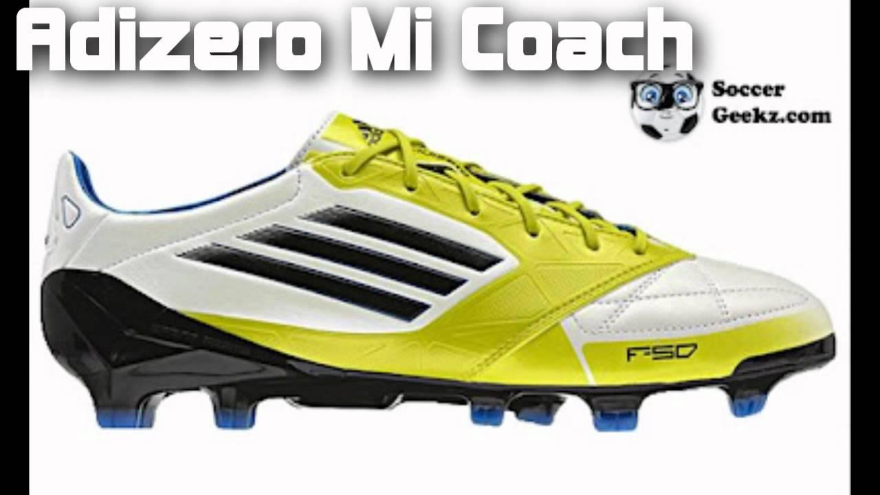 Upcoming Adidas Boots 2012/2013