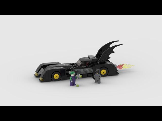76119 Batmobile™ Verfolgungsjagd mit dem Joker™ | Speed Build