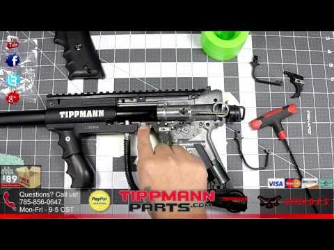 Tippmann 98 Double Trigger Installation