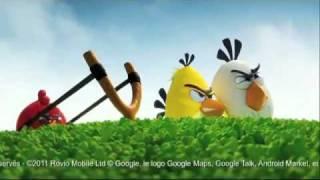 Galaxy Ace ~憤怒鳥搶回王者機 (Angry Birds) thumbnail