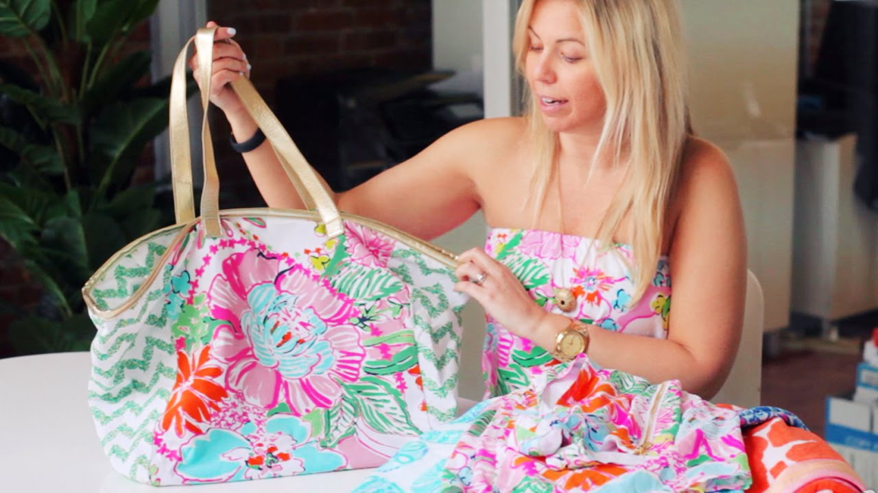 Lilly pulitzer for target haul bryant park pop up shop youtube