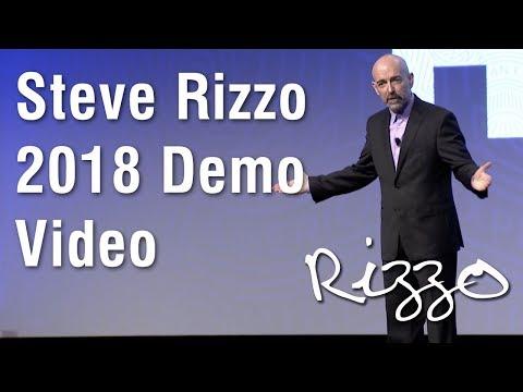 Steve Rizzo 2018 Speaker Demo