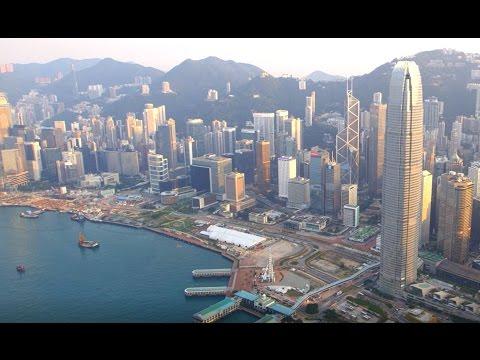 Business Traveller at Island Shangri-La Hong Kong
