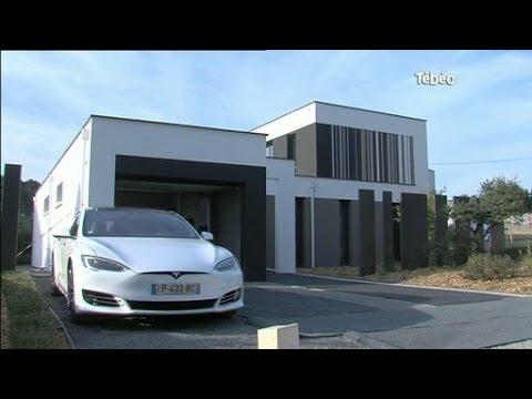 Innovation visite de la maison du futur brest youtube - La maison du canape paris ...