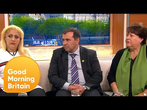 Grenfell Families Call for 'Prosecutions and Answers' at Fire Inquiry | Good Morning Britain