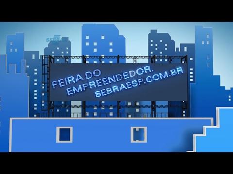 Feira do Empreendedor SEBRAE SP | 18 a 21 de fevereiro