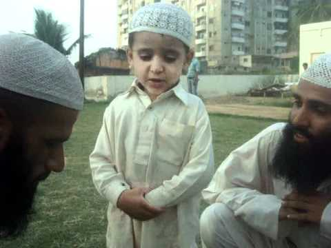 child tilawat Travel Video