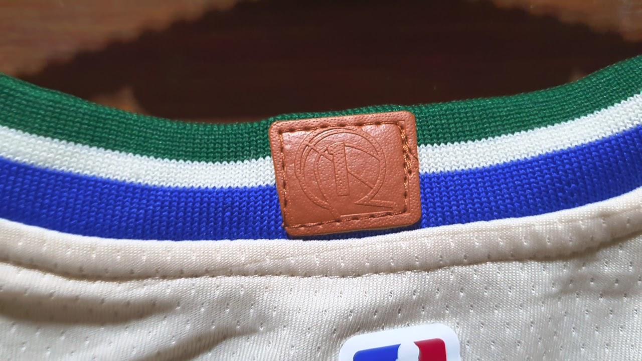 Bucks cream city jersey Oem bought online - YouTube