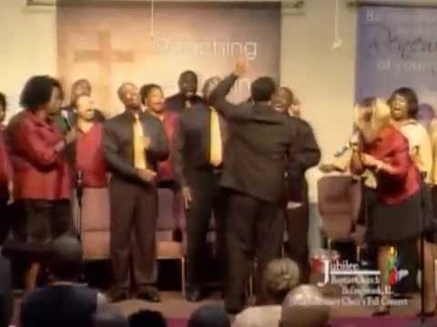 I almost let Go -Jubilee Choir Bolingbrook 2013