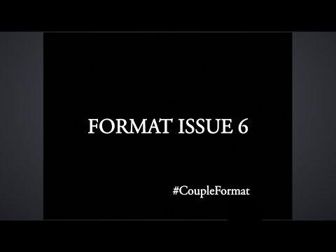 FORMAT Issue 6: Couple Format 4 - Natasha Sandmeier, Madelon Vriesendorp