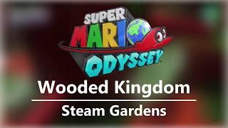 Wooded Kingdom ~ Steam Gardens | Super Mario Odyssey 3-Way Mashup