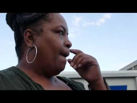 POSTAL EMPLOYEE GRABS CAMERA CALLS COPS PART 1