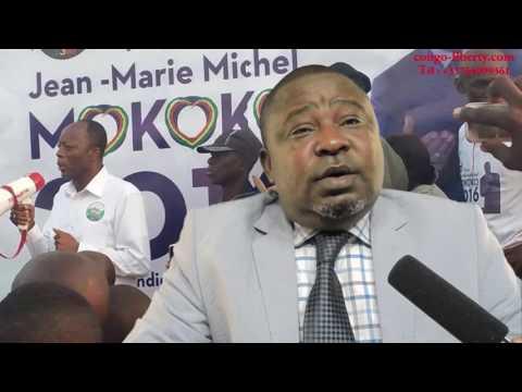 INTERVIEW DE MICHEL MPANDI SUR LA CRISE POST-ELECTORALE AU CONGO-B