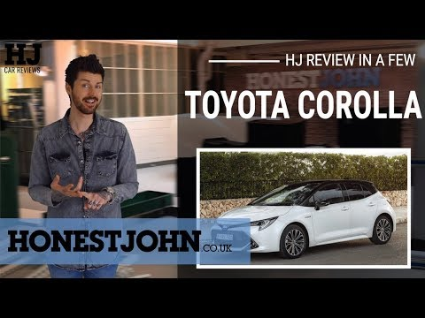 Car review in a few | 2019 Toyota Corolla - finally, a hybrid hatchback that's fun...ish