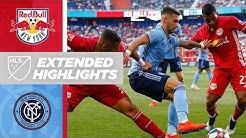 New York Red Bulls vs. NYCFC | HIGHLIGHTS - July 14, 2019