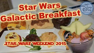 #48 - Star Wars Galactic Breakfast