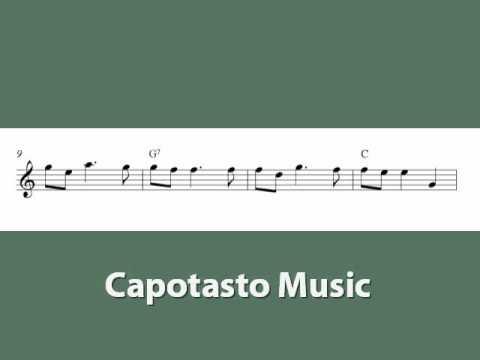 O Christmas Tree - Violin Sheet Music Notes