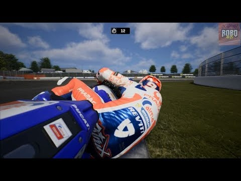 motogp 18 online pt 1 racing on the gp bikes xbox one. Black Bedroom Furniture Sets. Home Design Ideas