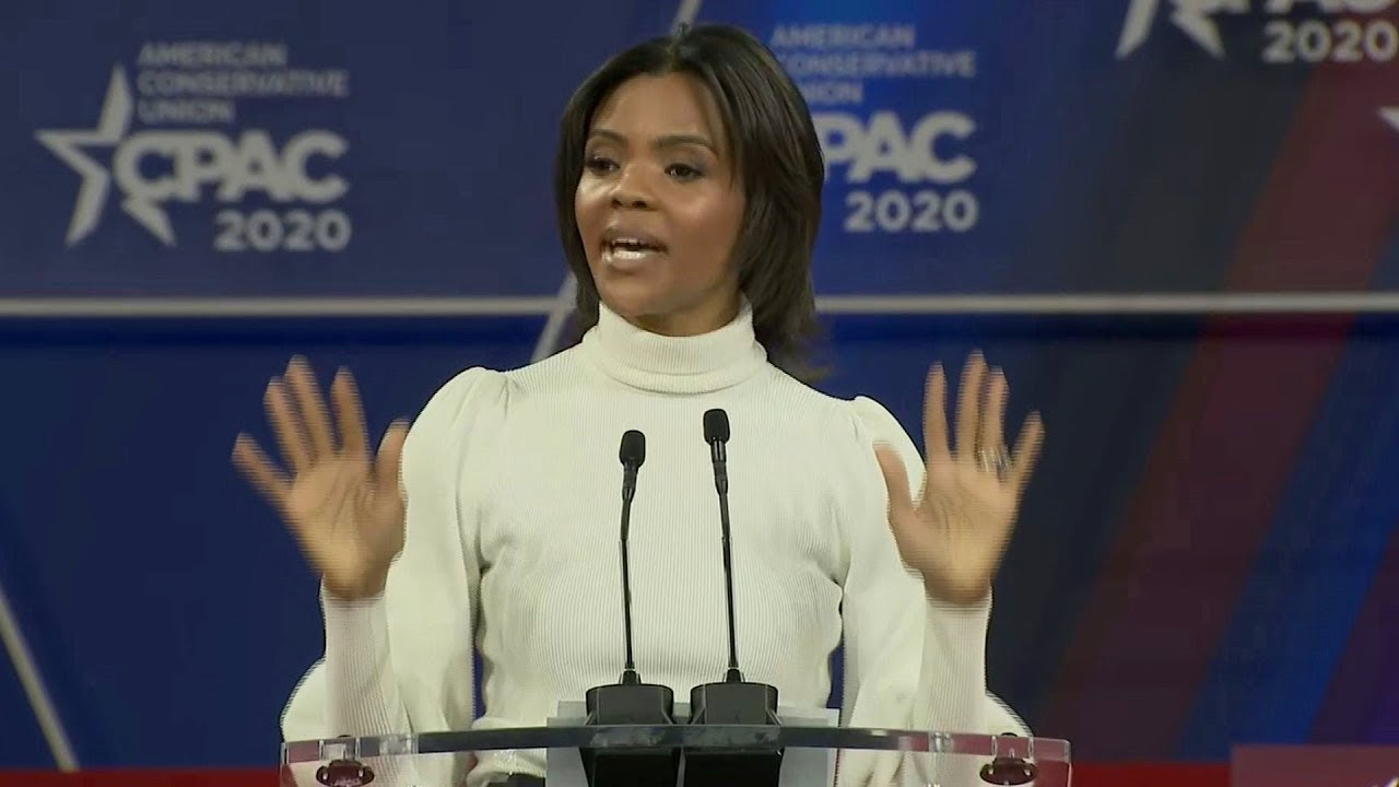 Candace Owens' BLEXIT group pays for some attendees' travel to ...