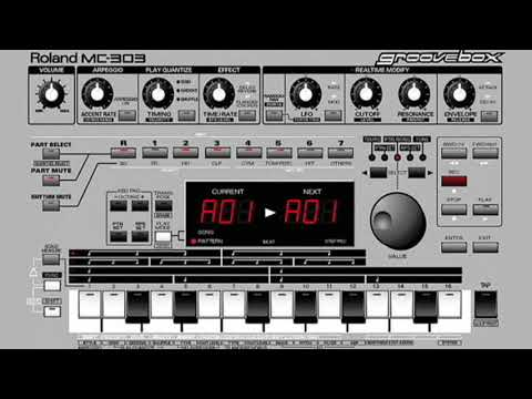 """Techno Mix 2018 """"Old Techno for Works -Vol.1"""""""