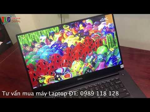 Sản phẩm đẳng cấp Laptop Dell XPS 9550 công nghệ màn Tràn Viền