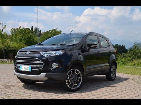 Ford Ecosport Il test drive di HDmotori.it