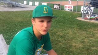 Saginaw's Mitchell Smith faces baseball/hockey decision